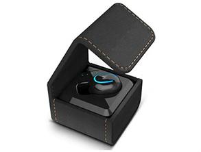 XY-032 Mini Earbuds In-Ear Headphones Black