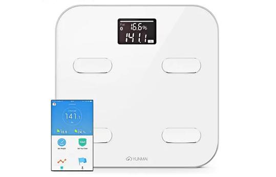 YUNMAI M1302 Smart Weighing Scale