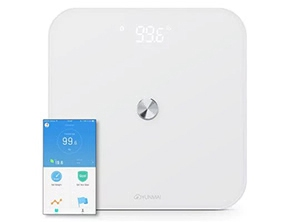 Yunmai SE Smart Digital Body Weight Scale white