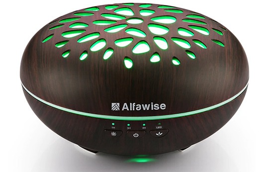 Alfawise SJ - 07A Diffuser
