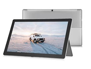 ALLDOCUBE KNote 8 2 in 1 Tablet PC Dark gray
