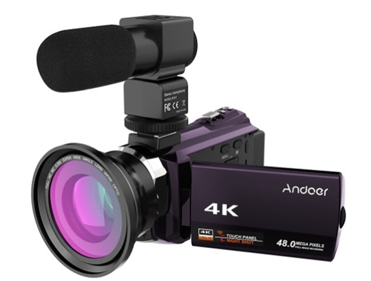 Andoer Digital Video Camera
