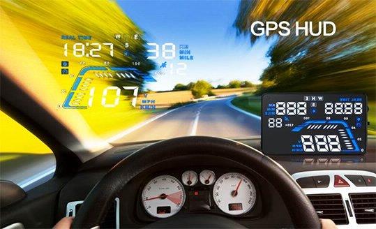 Car Speed Projector Head Up Display