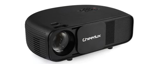 Cheerlux CL760 Video Projector