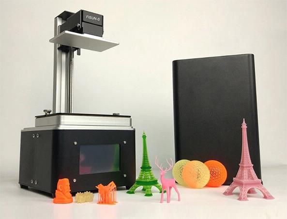 FLSUN S Complete 3D Printer