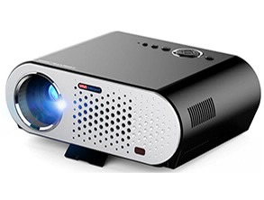 Full Color LED Projector White