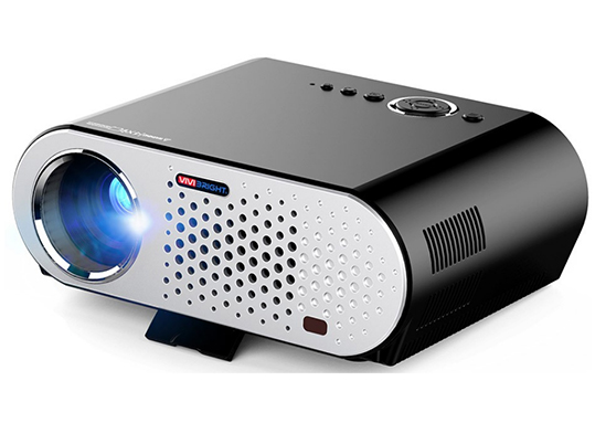 Full Color LED Projector