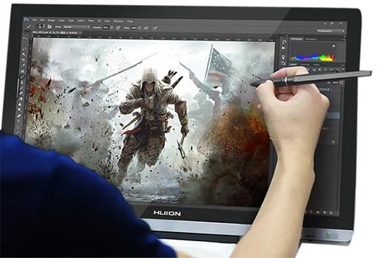Huion GT - 220 V2 Drawing Tablet