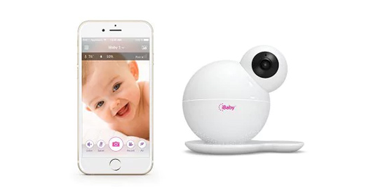 iBaby M6S Smart Digital Baby Monitor