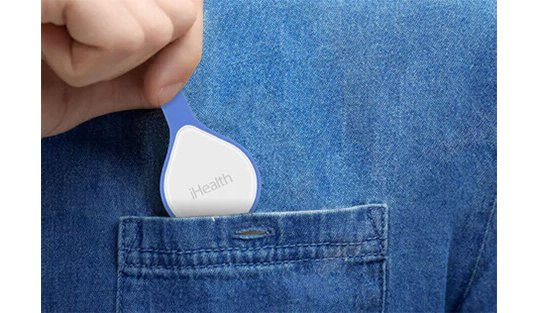 iHealth Portable Blood Glucose Meter