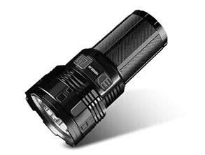 Super Bright Powerful Flashlight Black