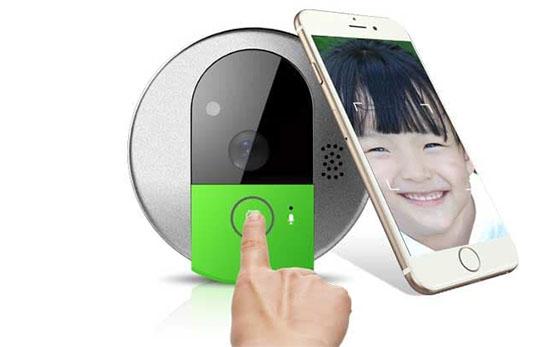 IPC095 IP Cam Video Doorbell
