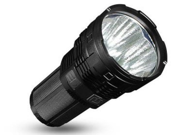 Far Beam Powerful LED Flashlight