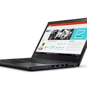 Lenovo ThinkPad T470 Notebook Black