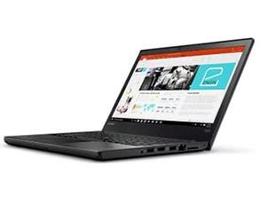 Lenovo ThinkPad T470 Notebook Black