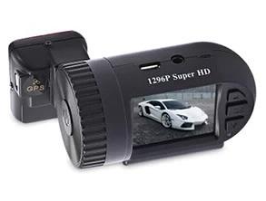 MINI Car DVR Camcorder Black
