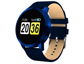 NEWWEAR Q8 Smart Watch blue