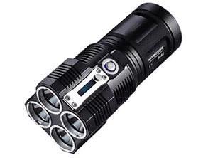 Nitecore TM26 LED Flashlight Black