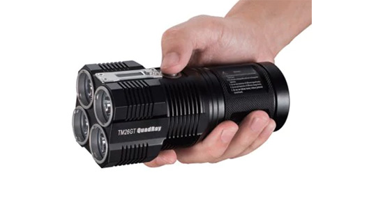 Nitecore TM26GT LED Flashlight