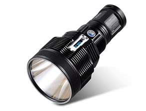 NITECORE TM38 Powerful Flashlight Black
