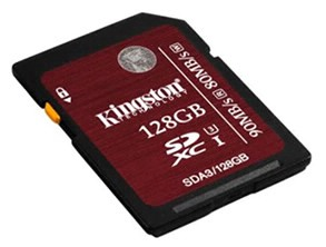 Original Kingston Micro Memory Card Black