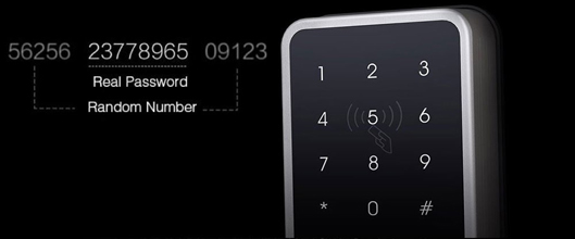 PIN Code Smart Door Lock