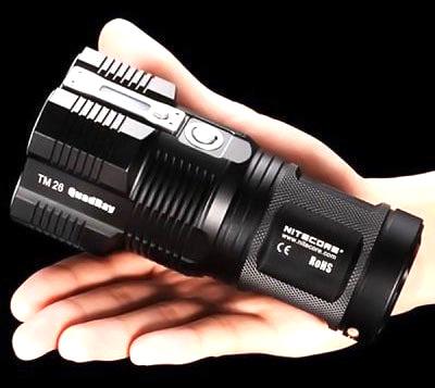 Smart Powerful LED Flashlight