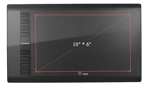 Ugee Graphics Drawing Tablet