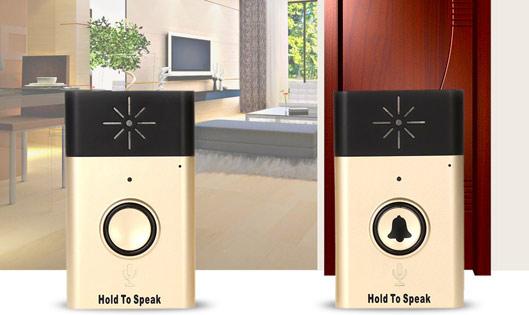 Voice Intercom Doorbell