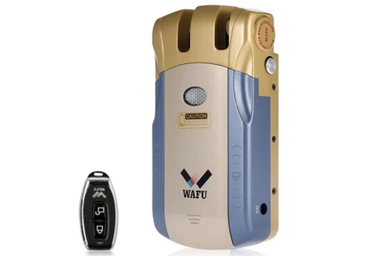 WAFU HF - 010 Smart Warded Door Lock