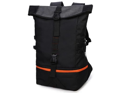 Wind Solid Casual Backpack