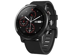 Xiaomi Huami Amazfit Smartwatch Black