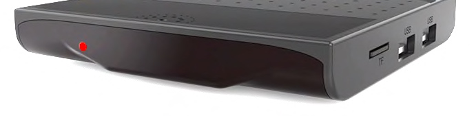 100Mbs Smart TV Box
