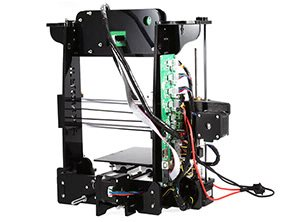 3D Printer DIY Kit Black