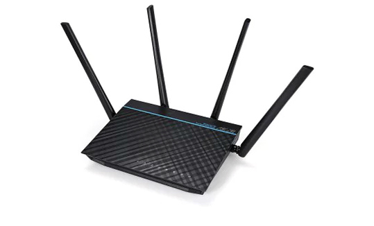 ASUS RT - ACRH17 AC1700 Gigabit WiFi Router