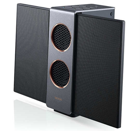 BenQ treVolo S Wireless Portable Electrostatic Speaker