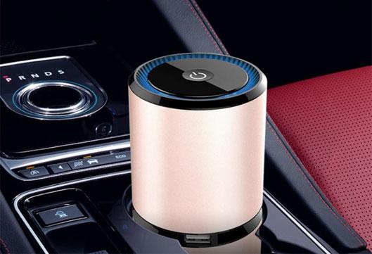 Car Anion Bactericidal Air Purifier