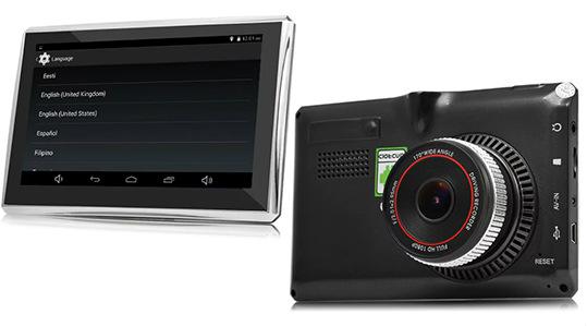 Car Tablet DVR Recorder