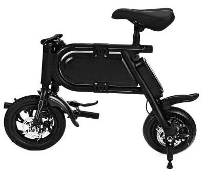 Compact Folding Bike