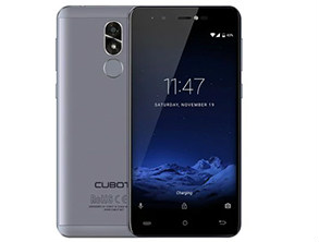CUBOT R9 3G Smartphone Black