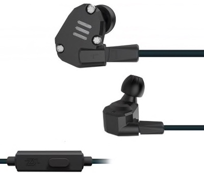 Custom-built Hybrid HiFi In-ear Earphones