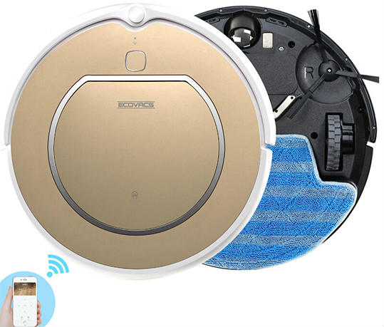ECOVACS CEN540 - LG Vacuum Cleaner