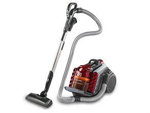 Electrolux Handheld Vacuum Cleaner ZUC4103DEL Red