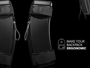 Ergonomic Straps for Backpack
