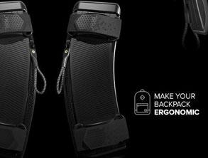 Ergonomic Straps for Backpack