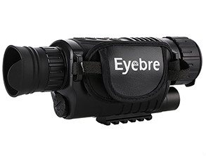 Eyebre Prism Infrared Digital Telescope Black