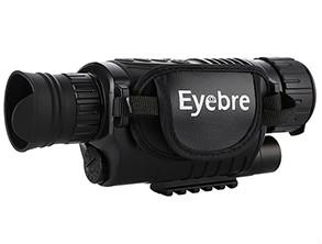 Eyebre Prism Infrared Digital Telescope Black