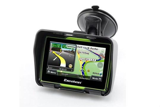 GPS-W-40 Car GPS Navigation