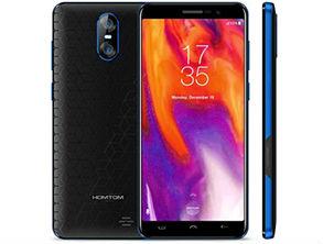 HOMTOM S12 3G Smartphone Black