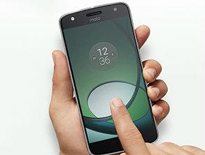 Lenovo Moto Z Play 4G Phablet Black